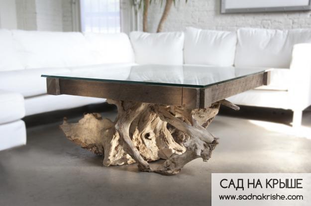 Мебель из подручного материала своими руками фото